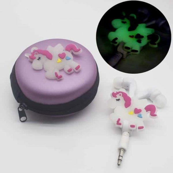 earpiece unicorn luminescent at sell