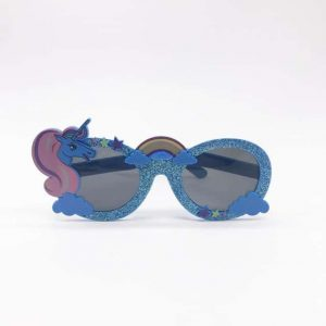 glasses unicorn of sun blue at sell