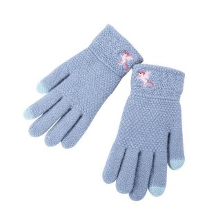 glove unicorn grey at sell
