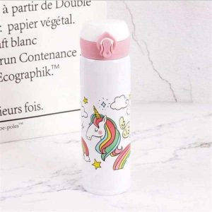 gourd unicorn kawaii white 500ml 7 to sell