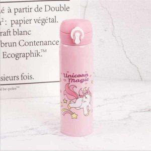 gourd unicorn pink girl 500ml 6