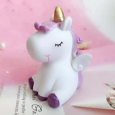 large door key unicorn yellow and pink not dear