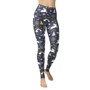 leggings unicorn grey xxxl leggings unicorn