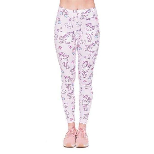 leggings unicorn kawaii leggings unicorn
