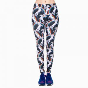 leggings unicorn night black price