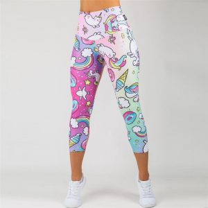 leggings unicorn sky kawaii xs buy