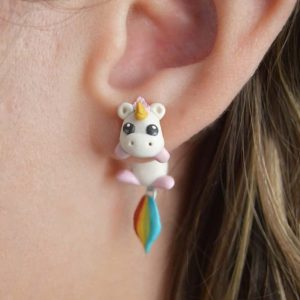 loop ear unicorn girl at sell
