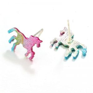 loop ear unicorn in zinc at sell