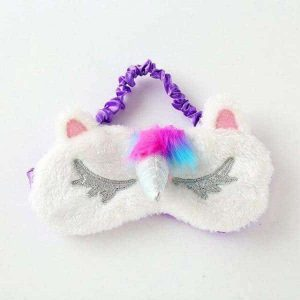 mask of night unicorn child accessory