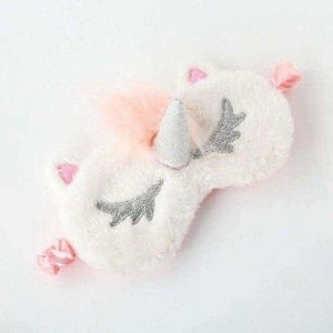 mask of night unicorn kawaii white