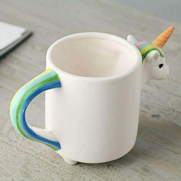 mug unicorn child at sell