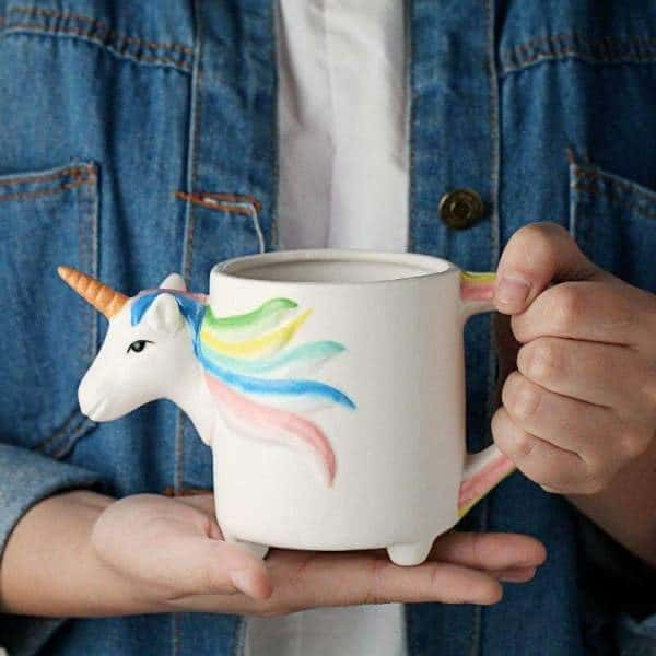 mug unicorn child price