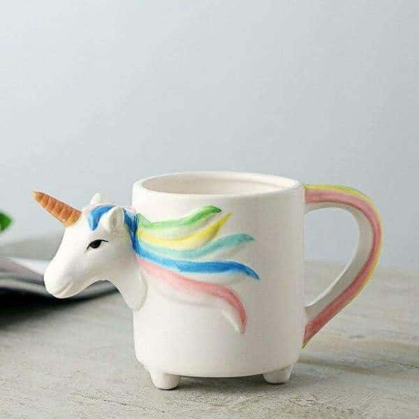 mug unicorn child