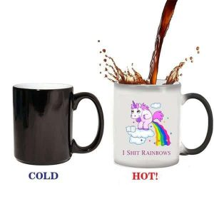 mug unicorn who exchange of color at sell