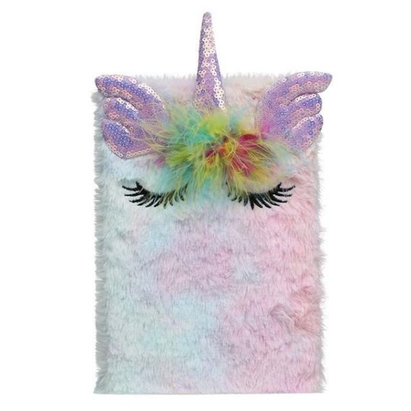 newspaper respondent unicorn in fur with horn unicorn backpack store