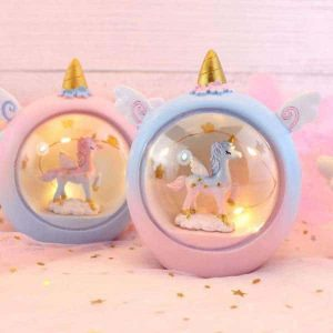 night light unicorn big cut model 4 no dear