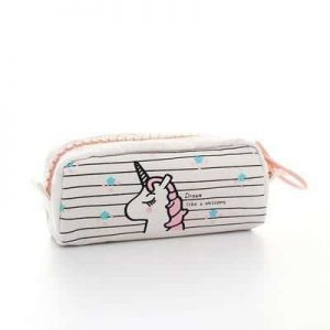pencil case unicorn at makeup price