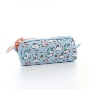 pencil case unicorn big cut not dear