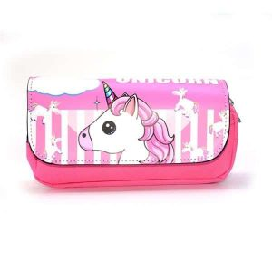 pencil case unicorn double compartment price