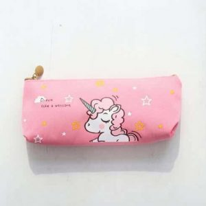pencil case unicorn primary pink not dear