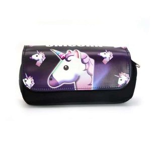 pencil case unicorn school at sell