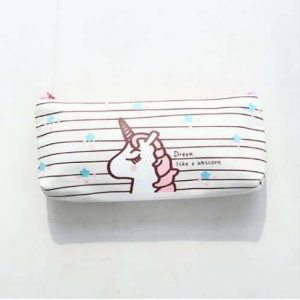 pencil case unicorn school girl at sell