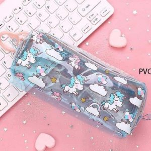 pencil case unicorn transparent unicorn backpack store