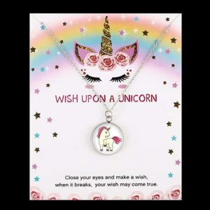 pendant unicorn door happiness buy