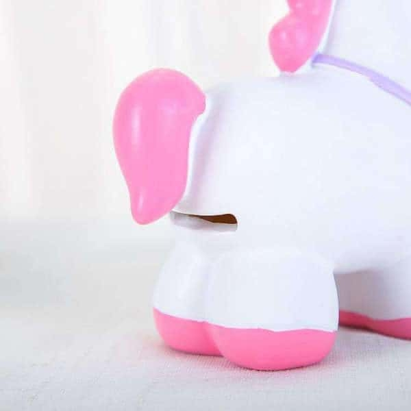 piggy bank unicorn unbreakable at sell