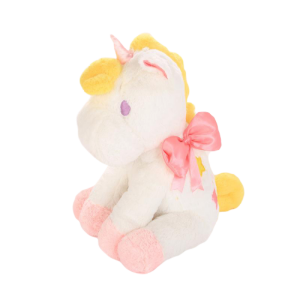 plush unicorn 40 cm pink not dear