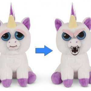plush unicorn demonic not dear