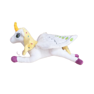 plush unicorn pegasus wing 30cm at sell