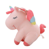 plush unicorn pink with wing not dear