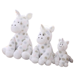 plush unicorn sandy 60 cm not dear