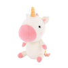 plush unicorn small cut pink buy