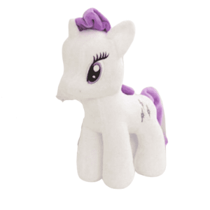 plush unicorn small white buy
