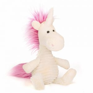 plush unicorn teddy child 35 cm