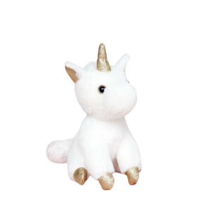 plush unicorn teddy white golden unicorn backpack store