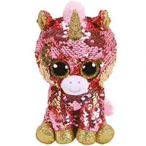 plush unicorn to the large eyes price