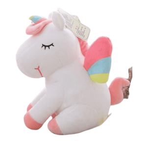 plush unicorn white with wing price