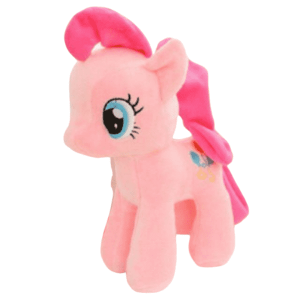 plush unicorn with large eyes not dear