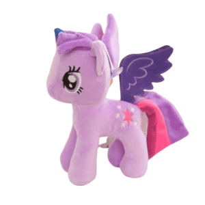 plush unicorn with of wings child