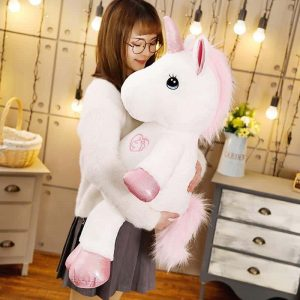 plush unicorn xxl white 80cm price