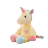 plush unicorn yellow pink blue price