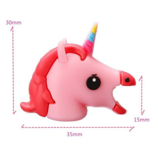 protects cable unicorn pink buy
