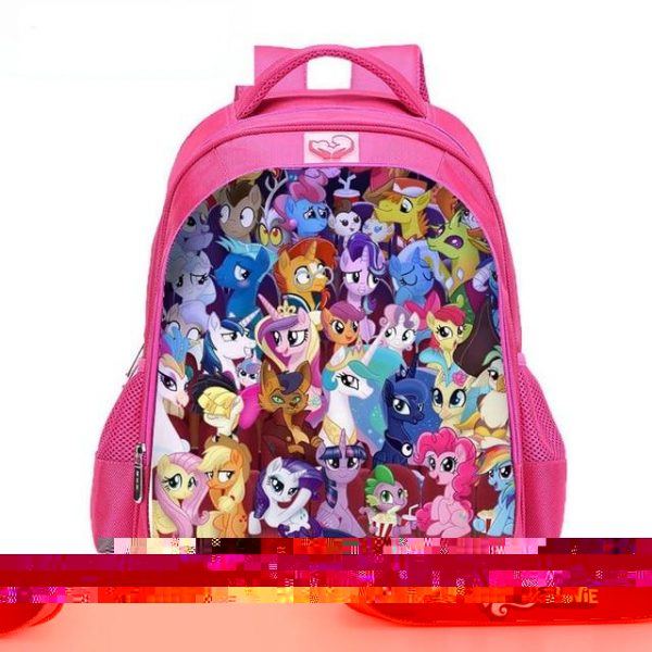 school bag unicorn cinema 1.15.5inch bag and backpack unicorn