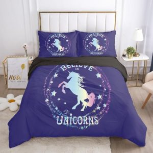set of bed unicorn unicorns unicorn 006 d usa king price