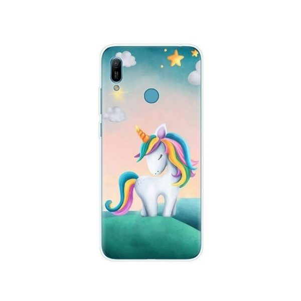 shell unicorn huawei huawei y6 pro 2019 12062 unicorn backpack store