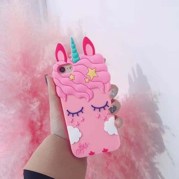 shell unicorn in 3d iphone pink sure pink iphone xs max glove unicorn