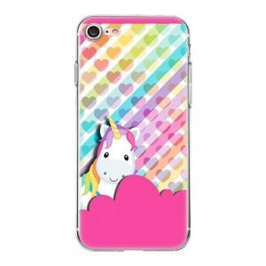 shell unicorn iphone bow in sky and heart xs max at sell